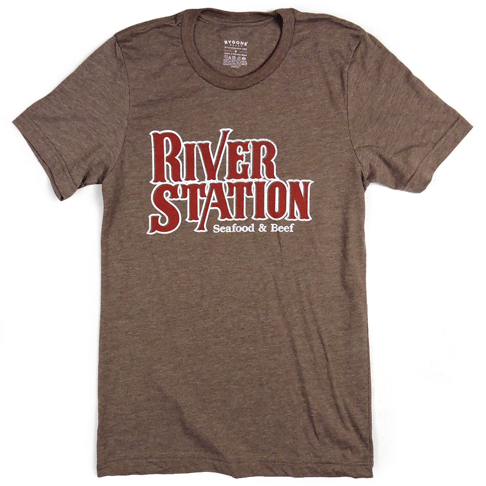 River Station T-shirt